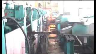 Dnz Murat Makina Jordan 7 Stand Hot Rolling Mill Plant Part 2