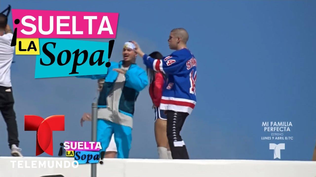 Maluma - Parce (En Vivo) ft. Lenny Tavárez, Justin Quiles