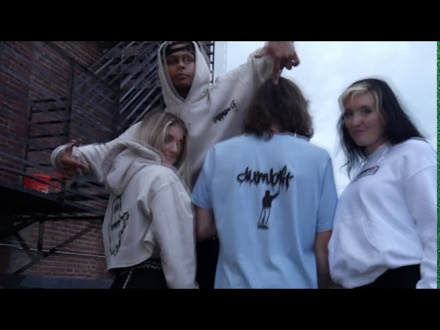 (VIDEO) Dumblit Apparel's Photoshoot for the October 2020 Line
