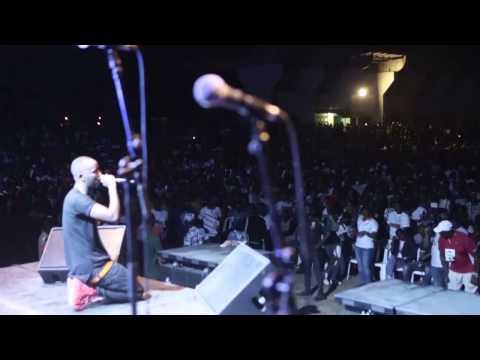 Eddy Kenzo Live in Côte D'Ivoire-Abidjan