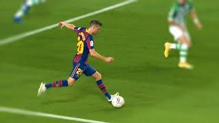 Sergi Roberto 2020/21! Dribbling Skills, Passes & Goals.