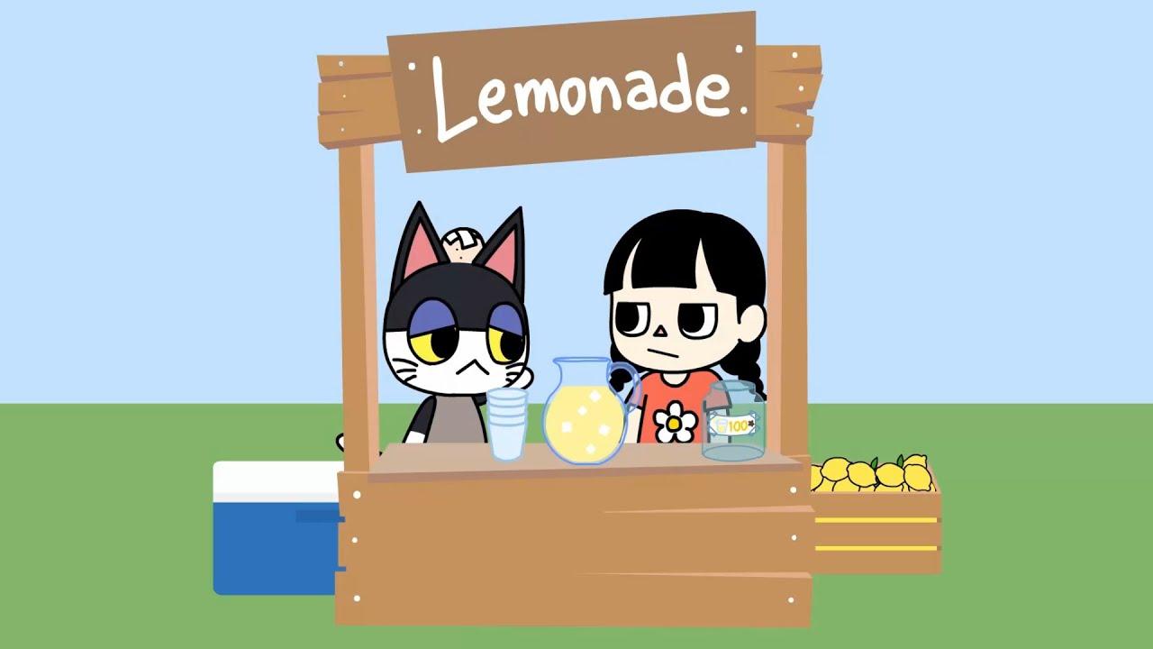 [acnh]Lemonade stand