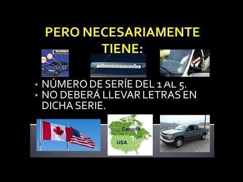 ¿Qué autos se pueden Nacionalizar? (NOV-2016) 2008 Y 2009.
