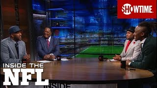 CC Sabathia Did Not Want AB to Be a Raider | INSIDE THE NFL | SHOWTIME