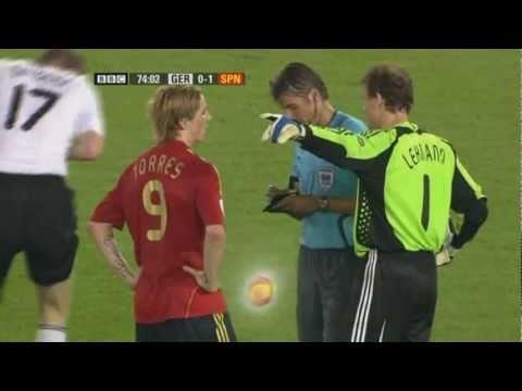 Fernando Torres vs Germany