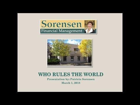Sorensen Financial Management   March 2018 Seminar V2