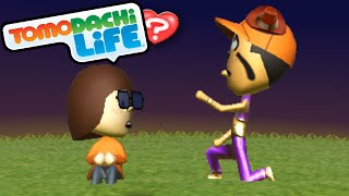 Tomodachi Life 3DS Goofy Proposes! Wedding Marriage Mii Homes Gameplay Walkthrough PART 21 Nintendo