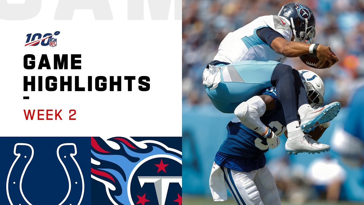 Titans vs. Colts: Live updates, score, highlights for Sunday's AFC ...