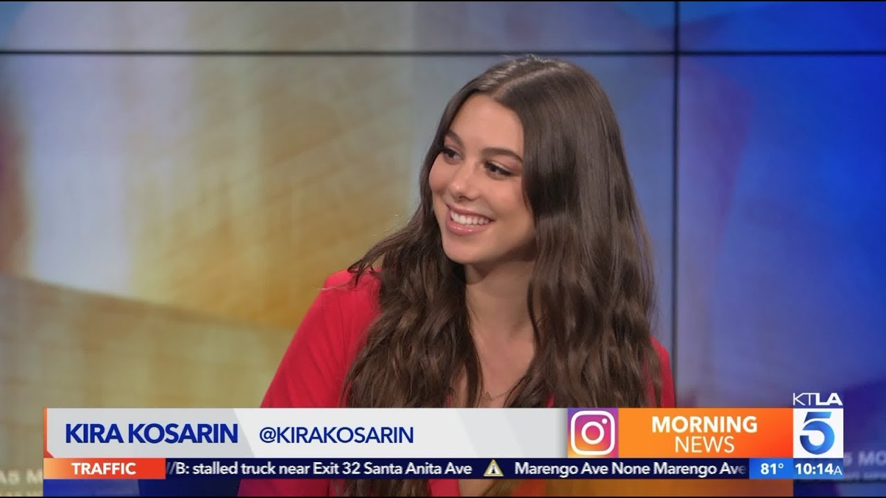 "Andrea Anders Bikini kira kosarin on what's going down in season two of ""light as a feather"" &  new music"