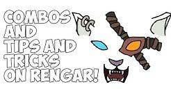 Rengar Combos AND Tips And Tricks!