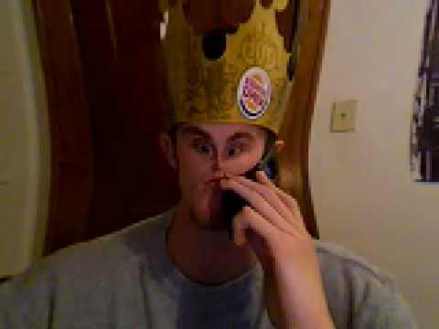 Weird Burger King Order