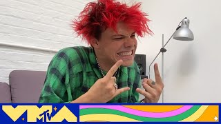 YUNGBLUD Talks 2020 VMAs & New Album | 2020 MTV VMAs