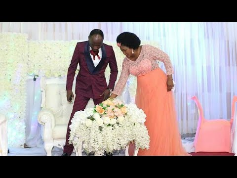 Apostle Johnson Suleman gifts wife shopping mall, transport company, gas station at her birthday