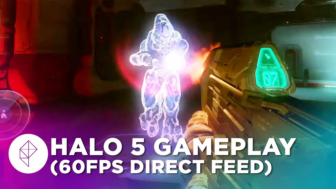 Halo 5: Guardians Overview | Polygon
