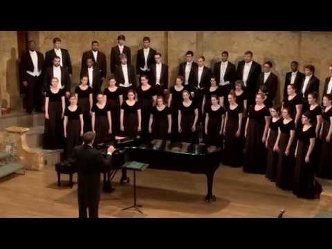 Westminster Choir at Alexander Hall