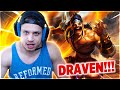 Tyler1   Here's How To Play Draven ADC!!!