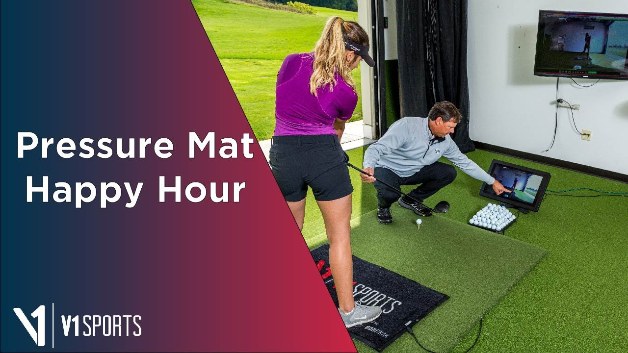 V1 Pressure Mat Powered by Boditrak Overview: Happy Hour with Terry Hashimoto