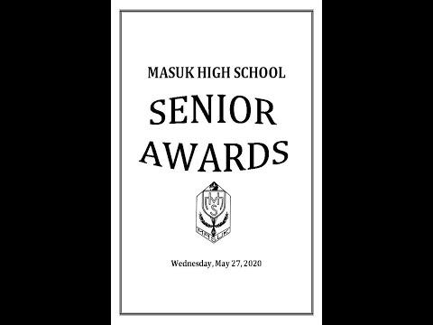 Masuk High School Senior Awards 2020