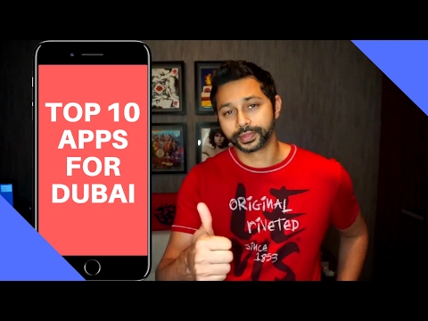10 useful apps for Dubai expats