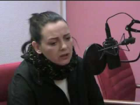 Kasia Nosowska - Wywiad w Radiu EURO (part 1/2)
