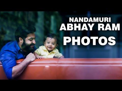 NTR Son Abhay Ram Exclusive Photos |...