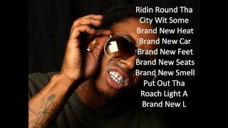 Brand New- Lil Wayne Explicit (1080p) HD (Lyrics On Screen)