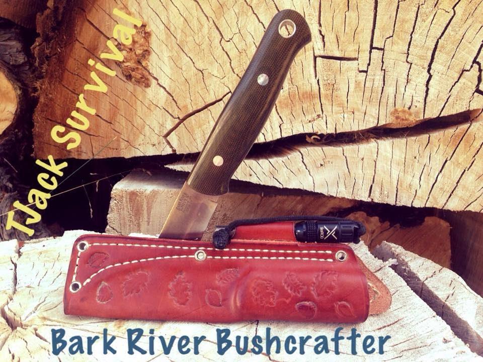 Bark River Bushcrafter demo