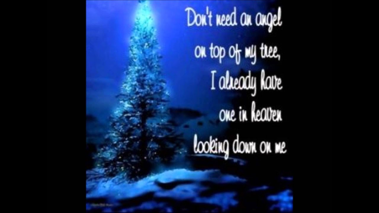 Merry Christmas from Heaven - YouTube