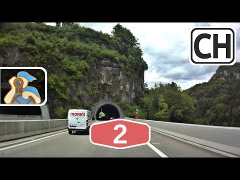 Schweiz. A2. [ Luzern - Basel ]