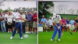 Swing Analysis - Louis Oosthuizen