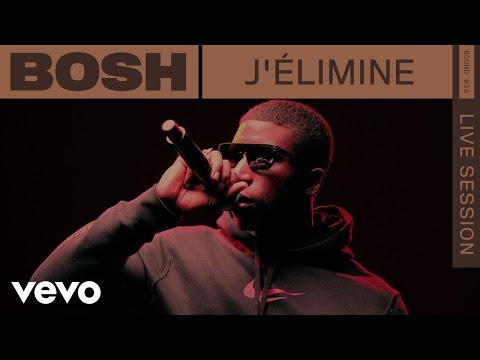 Youtube: Bosh – J'élimine (Live)   ROUNDS   Vevo