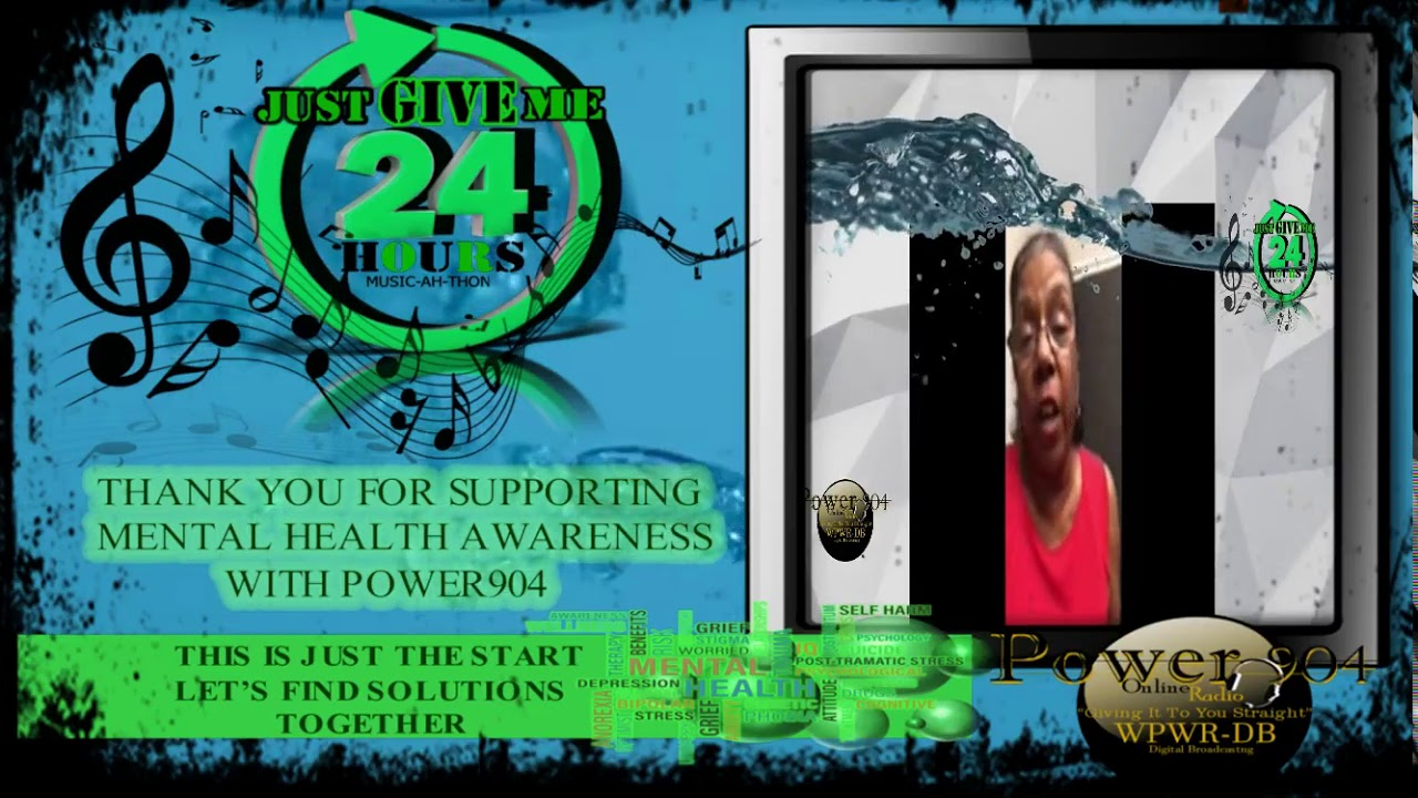 SUPPORTING MENTAL HEALTH AWARENESS WITH POWER904 RADIO  PART 2