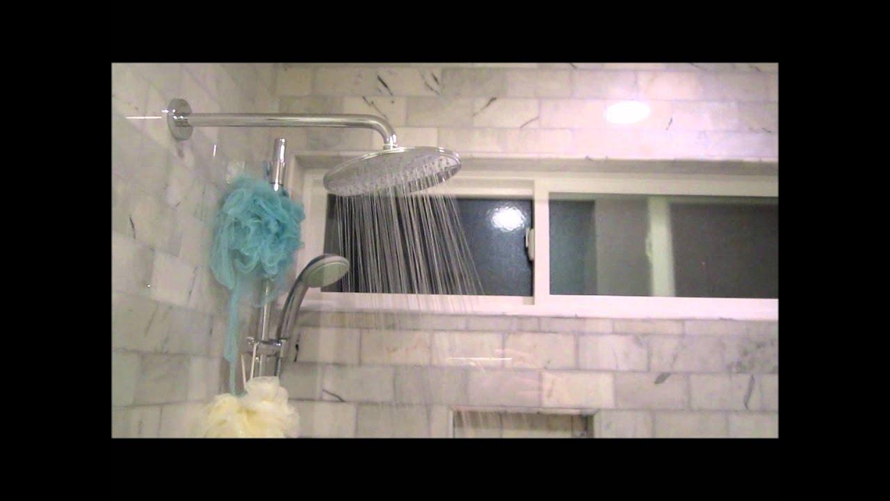 Grohe Rainshower 27195000 Showerhead Part 2 Youtube