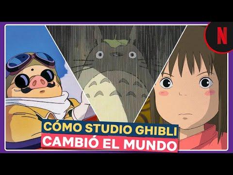 Así fue como Studio Ghibli cambió el mundo para siempre