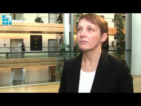 EU funds for Gender Equality - Clare Moody Interview