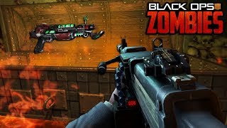 BLACK OPS 4 ZOMBIES HYPE! 'MOB OF THE DEAD' PACK A PUNCH EASTER EGG CHALLENGE