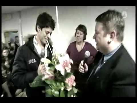 Kevin Borg - Swedish Idol winner 2008