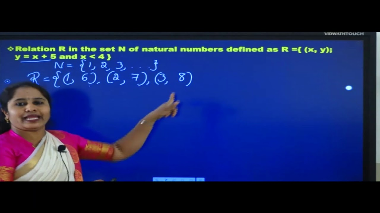 II PUC | Mathematics |Relations and Functions -02