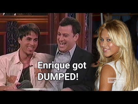 Enrique Iglesias Takes Revenge on Girl who Dumped Him on his Prom