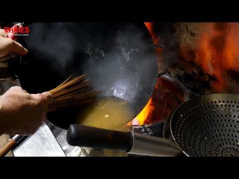 Asian restaurant staple rice