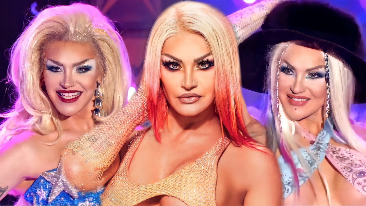 Download All of Kylie Sonique Love's Runway Looks Rupauls Drag Race All Stars