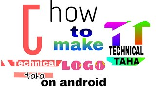 how to make youtube channel logo on android in picsart 2018