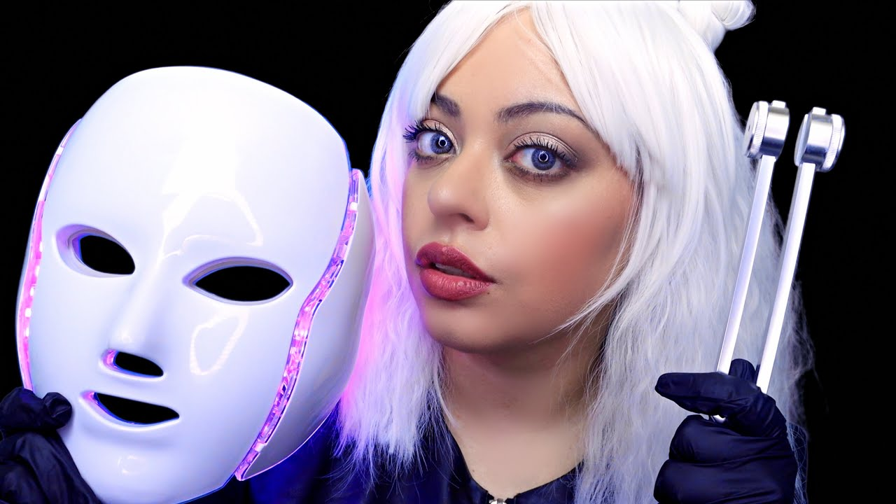 ASMR| CLONE LABS - Sci Fi Exam RP ✨You're A Clone✨ (PERSONAL ATTENTION & LAYERED SOUNDS)