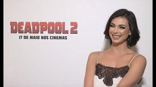 Entrevista Morena Baccarin Deadpool 2