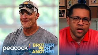 Brett Favre 'a Damn Hypocrite' For Weighing In On Chauvin Verdict | Brother From Another