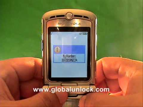 Easy Vodafone Portugal Motorola K3 Unlock Method