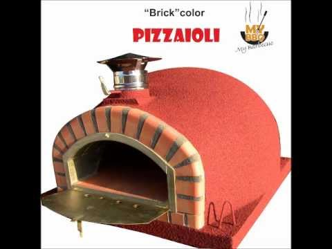 four pizza four pizza pour jardin maison et four pizza profissionel youtube. Black Bedroom Furniture Sets. Home Design Ideas