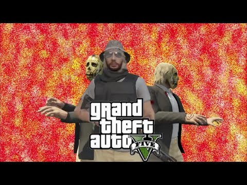 GTA 5 Online Funny Moments Ep.26 ( Zombie...