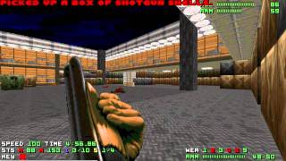 "[Doom 2] Eternal Doom - Map 4 ""Nucleus"" UV-Max"