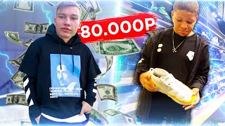 ЧТО КУПИТ ШТАМПОНИ НА 80.000 РУБЛЕЙ / ЧЕЛЛЕНДЖ С ТОТТИ